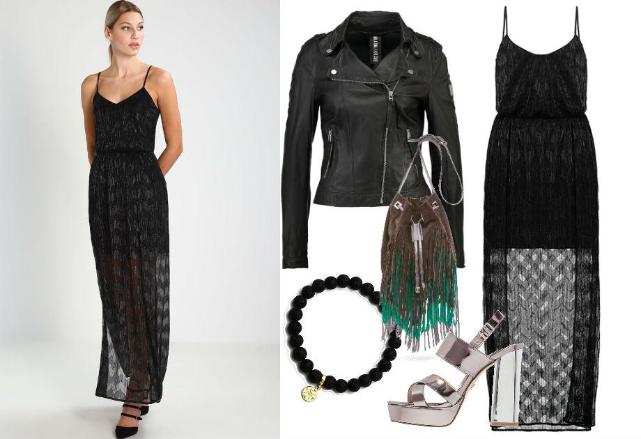 39d918f0bbf78 Fot. stylizacja: sukienka maxi / kolaż avanti24 / materiały partnerów