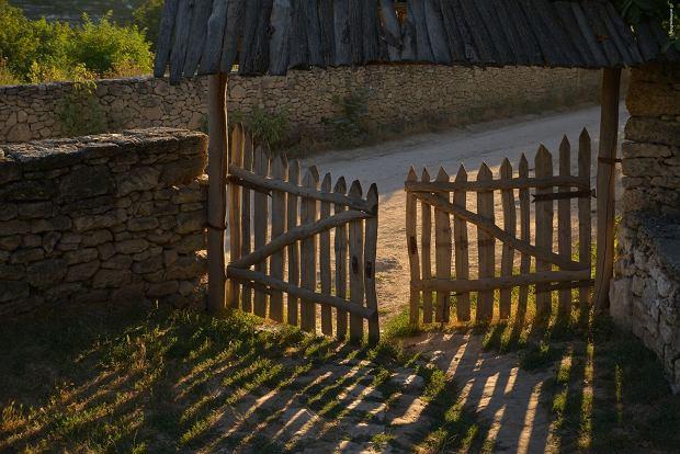 Wieś Butuceni - tu czas biegnie wolniej
