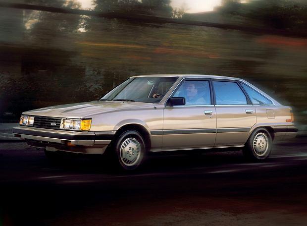 Toyota Camry Liftback 1982-84