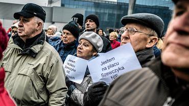 """Mieszkańcy Katowic nie wytrzymali. Propozycja """"oddania"""" placu Kaczyńskim ich rozjuszyła. Wyszli na ulice"""