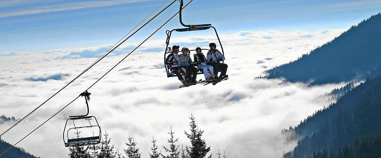 Gdzie Polacy najczęściej jeżdżą na nartach? Dwa kraje biją się o pierwsze miejsce