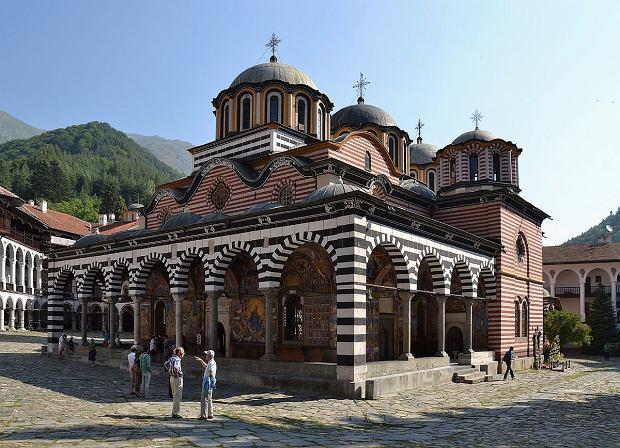 Rylski Monastyr w Bułgarii