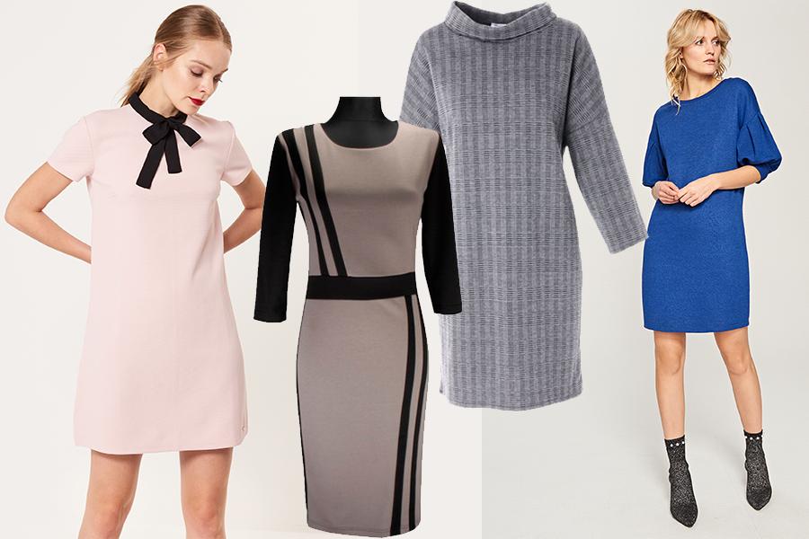 Sukienki na jesień do 100 zł