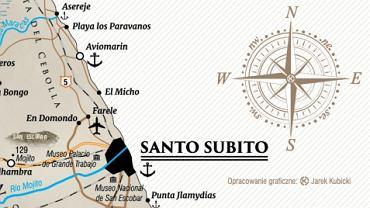 Mówili, że państwo San Escobar nie istnieje. I wtedy powstała ta mapa. JEST DOSKONAŁA!
