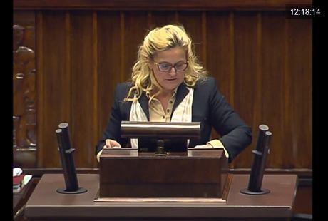 Katarzyna Czochara (iTV Sejm)