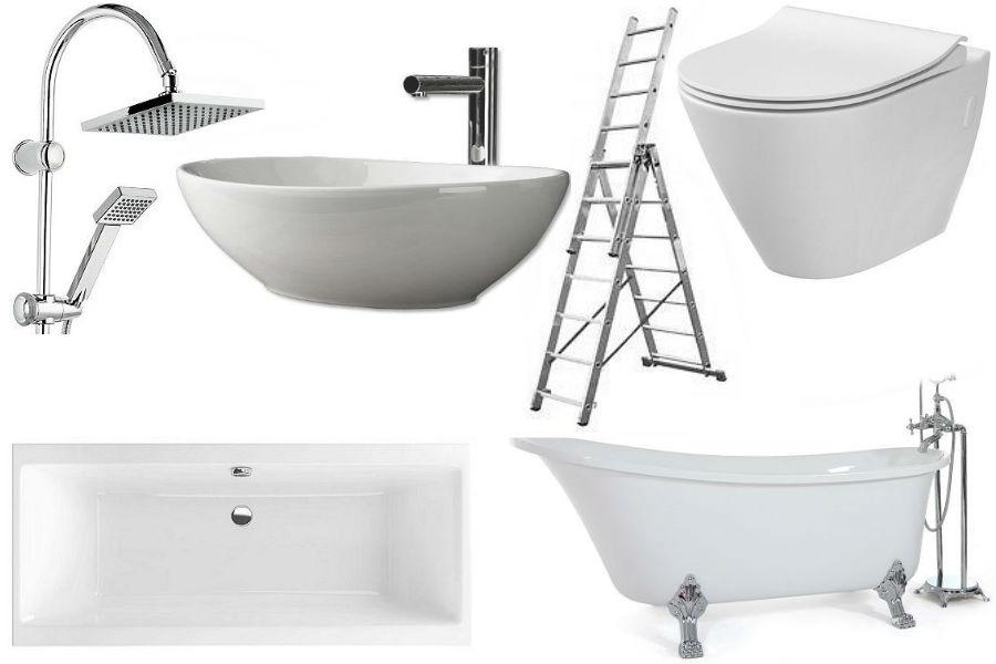 dodatki, wnętrza, mieszkanie, łazienka, aranżacja łazienki