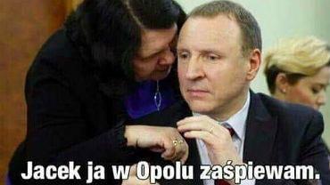 Wszyscy żyliśmy Opolem. Ale prezydent Duda pojechał do Brukseli [MEMY TYGODNIA]