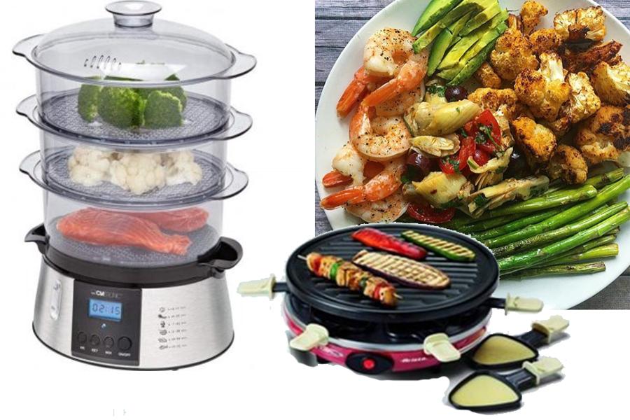 Sprzętu kuchenne z pomocą, których wyczarujesz pyszne dania