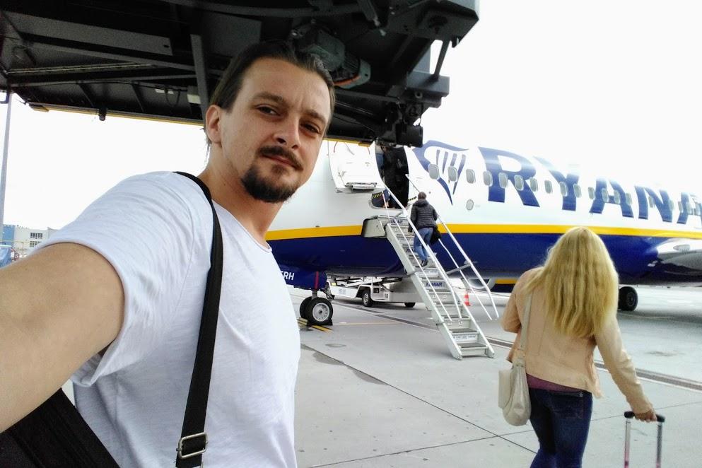 Piotr: Moja podróż to szansa na odwiedzanie rodziców, cioć, babć, kuzynów (fot. archiwum prywatne)