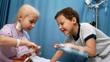 Nowe badania ws. białaczki u dzieci. Zaskakująca zależność choroby od czystości w domu