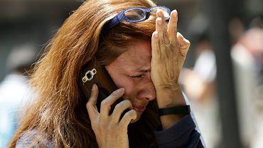 Rośnie liczba ofiar trzęsienia ziemi w Meksyku. Polak relacjonuje: nasze mieszkanie w gruzach, na ulicach panika