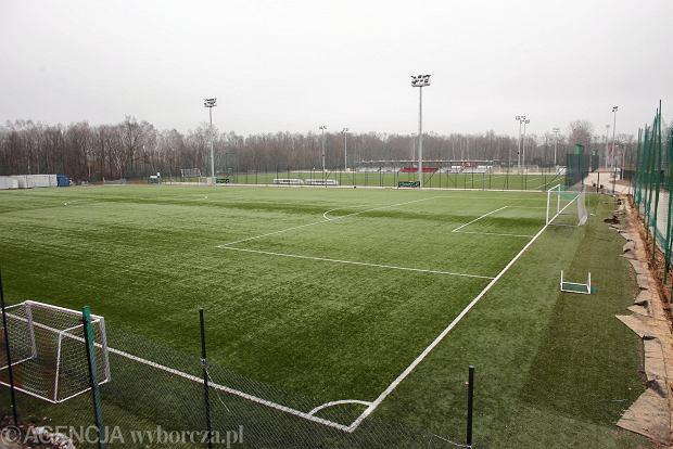 20.12.2017 Lodz Kompleks sportowy . Ul. Minerska fot. Marcin Wojciechowski / Agencja Gazeta