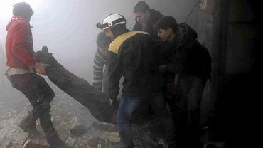 """250 osób zginęło w 48 godzin. Chcą zawieszenia broni w """"piekle na ziemi"""". Rosja sprzeciwia się rezolucji"""