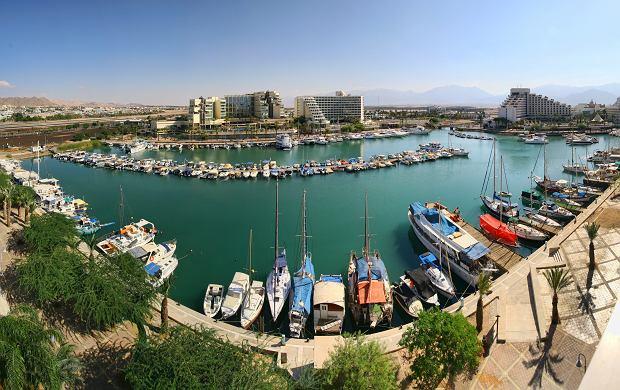 Port w Ejlacie