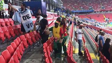 Niezwykłe zachowanie kibiców Senegalu po meczu z Polską. Zaczęli... sprzątać