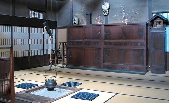 Japońskie wnętrze Fot. CC