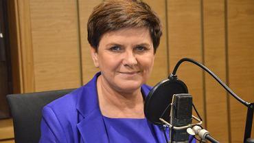 Premier Beata Szydło w Radiu Maryja: Naszym problemem jest to, że daliśmy się podzielić