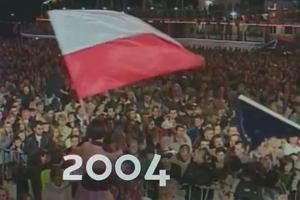 Tusk przypomniał spot na rocznicę wejścia Polski do UE. Pamiętacie?