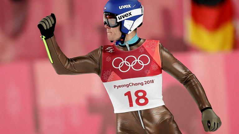 W biathlonie było 5. miejsce, w kombinacji norweskiej świetny skok. Potem wszystko wróciło do normy, niestety