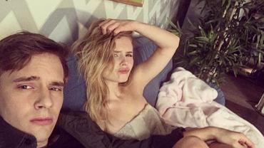 Kalicka opublikowała intymne zdjęcie z łóżka. Obok Musiał. Podpis? Bardzo wymowny