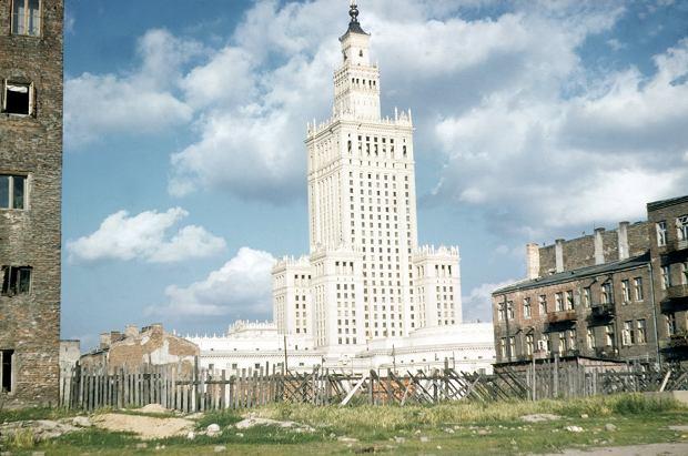 Ikoniczne zdjęcia Warszawy