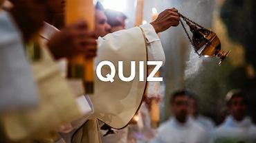 Niby łatwy quiz, a jednak budzi sporo kontrowersji. Sprawdź, czy poradzisz sobie w kościele