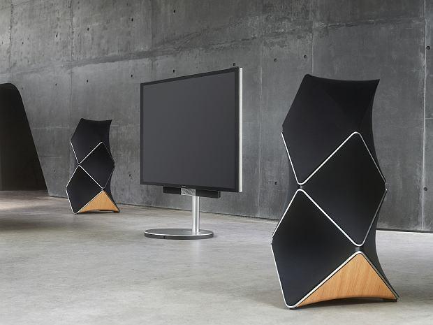 Głośniki Bang & Olufsen to nie tylko wyjątkowa jakość dźwięku, ale też oryginalny design. Takimi głośnikami chce się chwalić Fot. Materiały prasowe