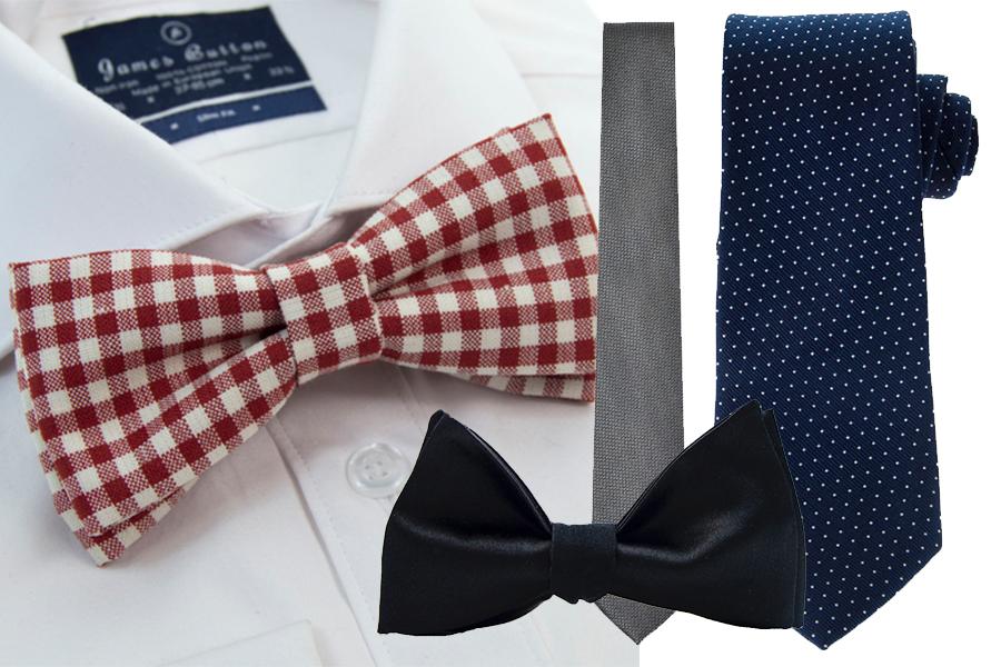 Krawat lub mucha