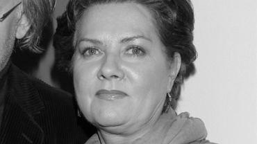 Agnieszka Kotulanka nie żyje. Zmarła w wieku 61 lat. O śmierci aktorki poinformowała rodzina