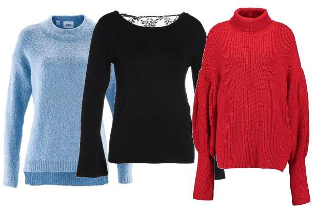 fot. materiały partnera/ kolorowe swetry od 40zł