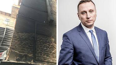 """Dom posła Krzysztofa Brejzy został podpalony. """"Była realna groźba eksplozji"""""""