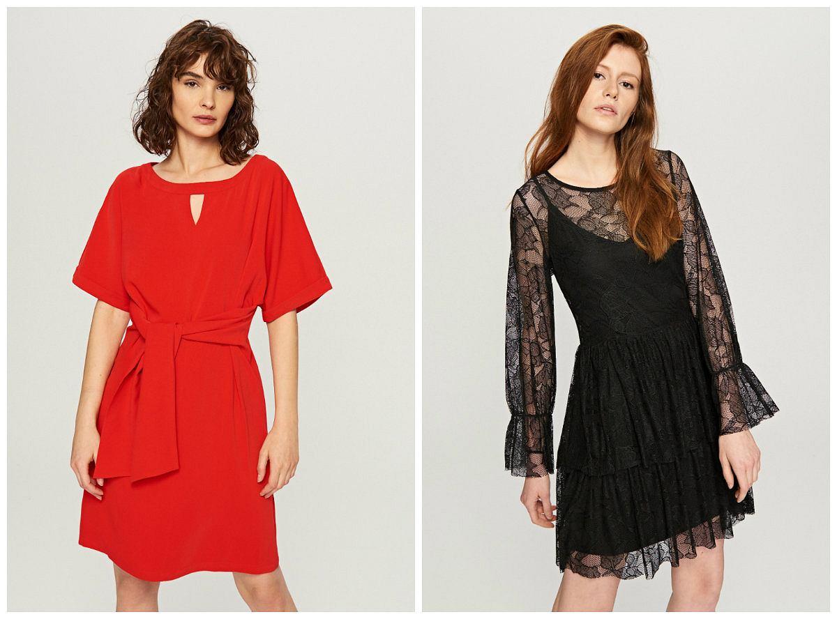 Piękne sukienki Reserved z nowej kolekcji