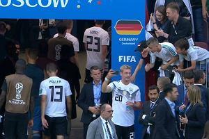 """""""Żenujące"""" - niemieckie media ostro krytykują zachowanie piłkarza po porażce"""