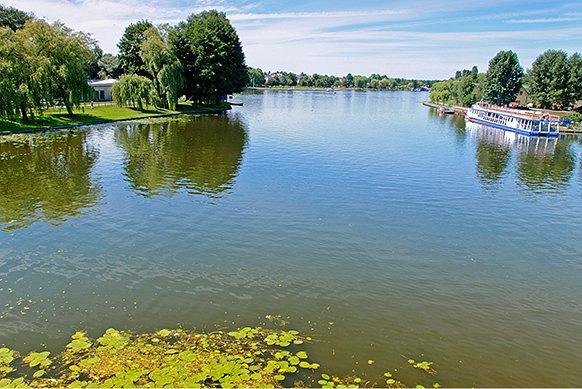 Augustów to idealne miejsce na żeglarski wypad z dziećmi, fot. iStock