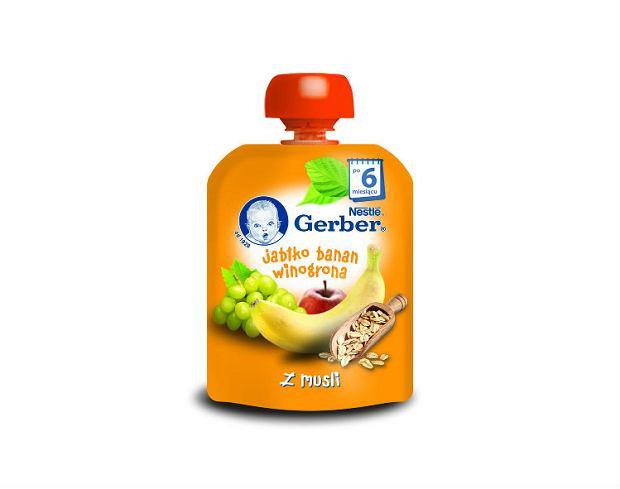 Gerber Deser w tubce