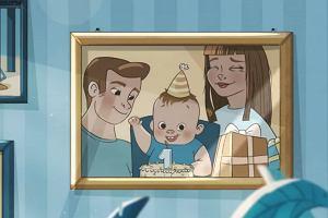 Rozwój dziecka po 1. urodzinach -