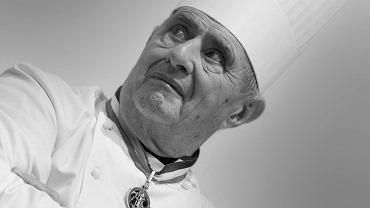 """Nie żyje legendarny szef kuchni. """"Odszedł od nas papież gastronomii"""""""
