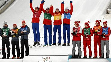 Biathlon, kombinacja, short track i dekoracja skoczków [ROZKŁAD NA WTOREK]