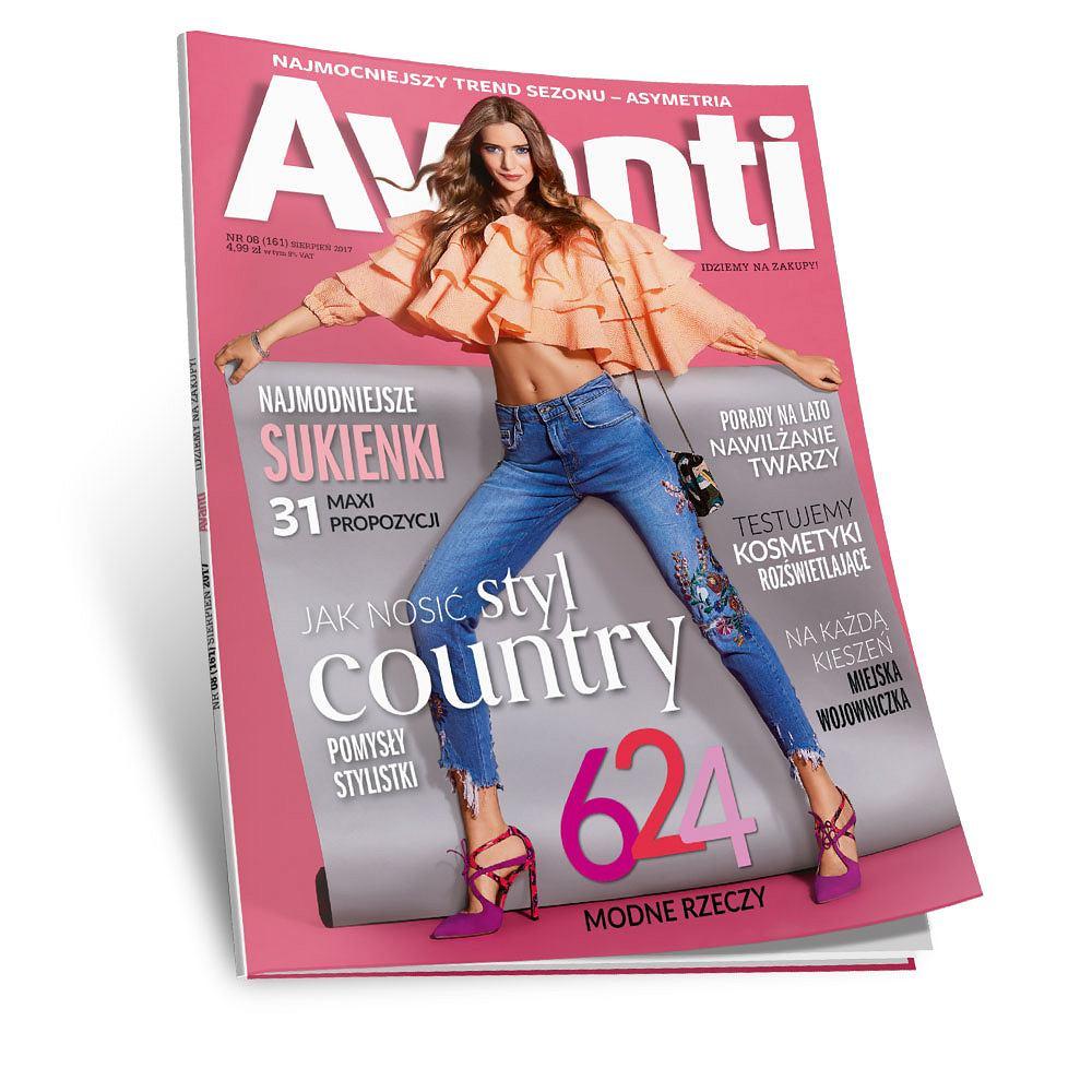 Sprawdź gorące tematy sierpniowego wydania Avanti