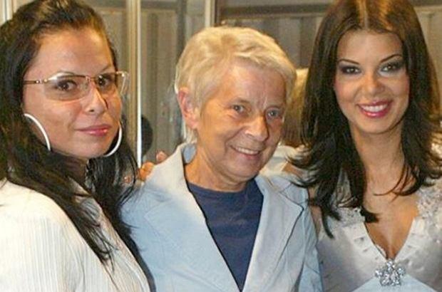 Edyta Górniak z mamą i siostrą
