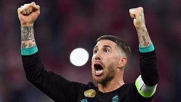 Sergio Ramos o transferze Lewandowskiego. Został zapytany wprost. Co odpowiedział?