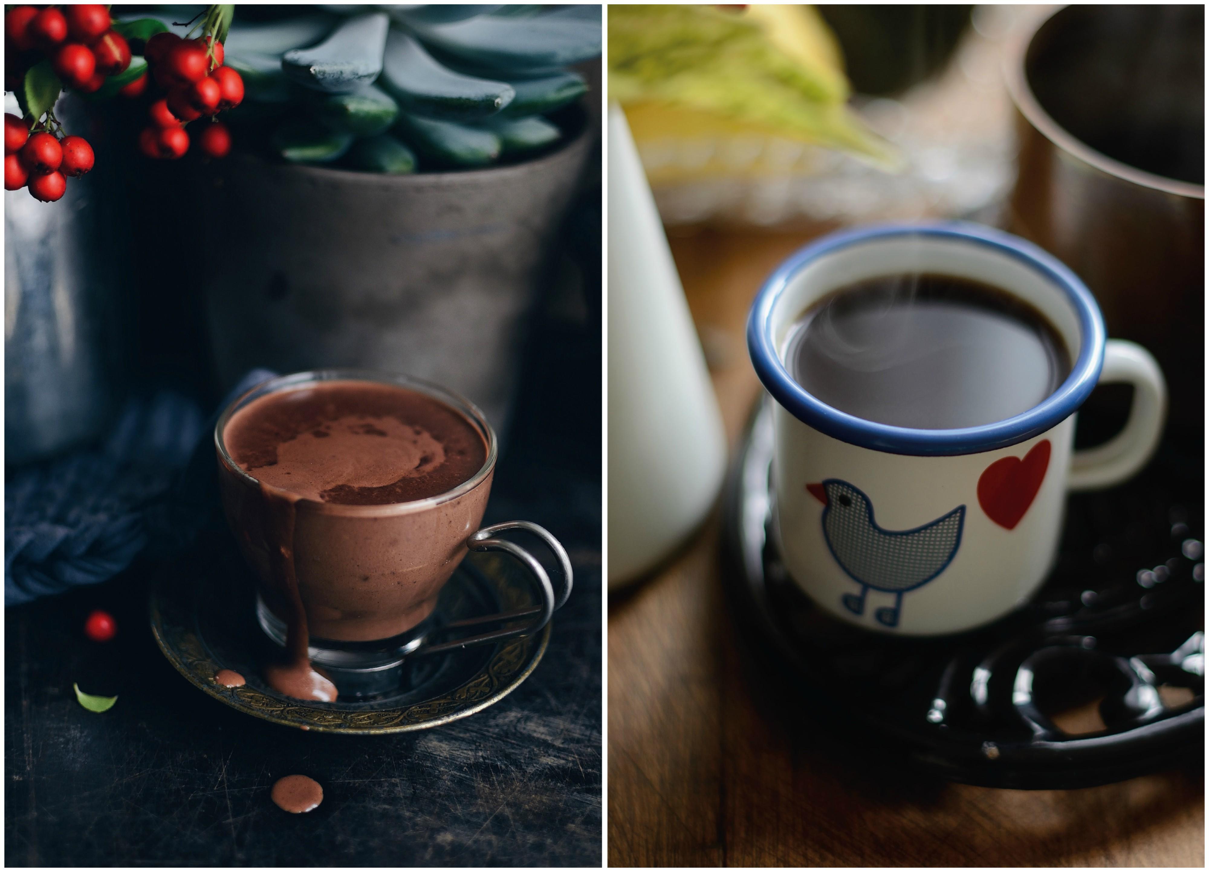 Gorąca czekolada i rozgrzewająca kawa zbożowa (fot. Patrycja Dolecka)
