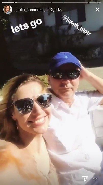 Julia Kamińska na wakacjach na Kubie