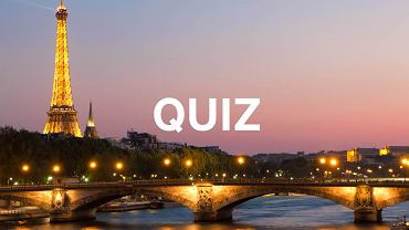 Znasz wszystkie europejskie stolice? A potrafisz dopasować do nich rzeki?