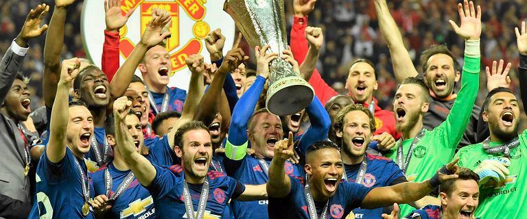 Manchester United wygrał Ligę Europy i zapewnił sobie miejsce w Lidze Mistrzów!