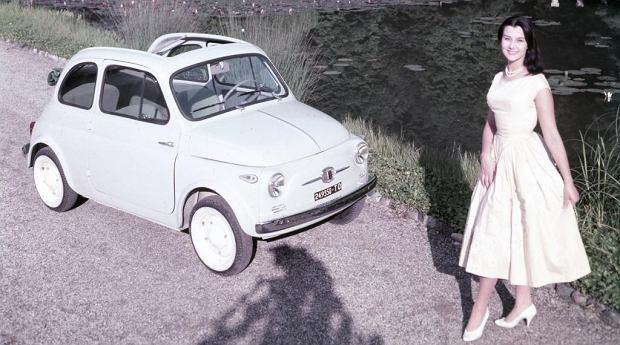 Wszystko zaczęło się w 1957 r. od pięknego Fiata 500 Nuova Fot. Materiały Partnera