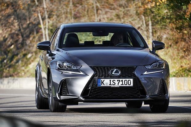 Lexus IS | Pierwsza jazda -