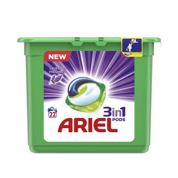 Kapsułki Ariel 3w1 POD