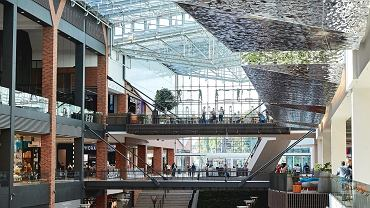 Otworzyli nowe centrum handlowe w Gdańsku. Przyszły tłumy. Padł rekord