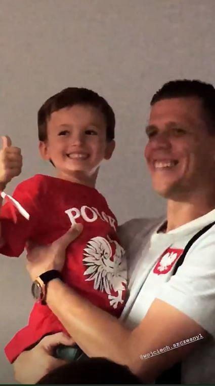 Wojciech Szczęsny po meczu Polska - Litwa